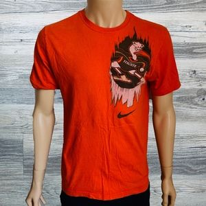 Nike Miami Hurricanes Fighting Bird Graphic Tee